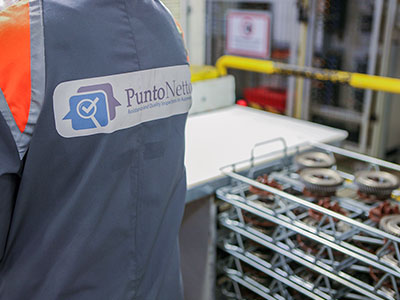 Punto Netto is accredited for Control Shipping Level 2 in FCA